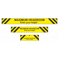 Max headroom sign