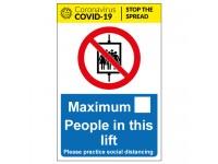 Maximum people in this lift social di...