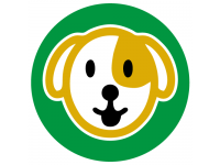 Dog school social distancing floor gr...