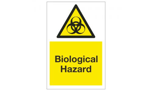 biological hazard sign