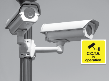 CCTV and Secuirty Signs