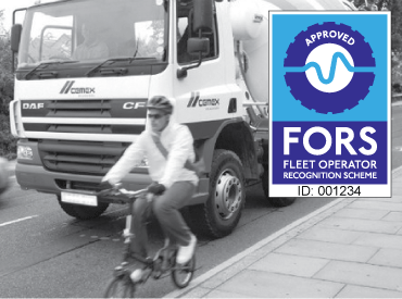 FORS stickers